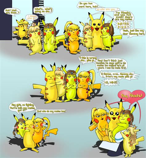 Pikachu Knows Best 56 By Dopplegager On Deviantart | pikachu knows best 5 6 by dopplegager on deviantart