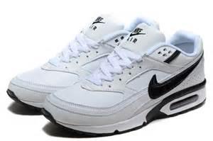 Nike air max bw men s shoes white black running shoes men