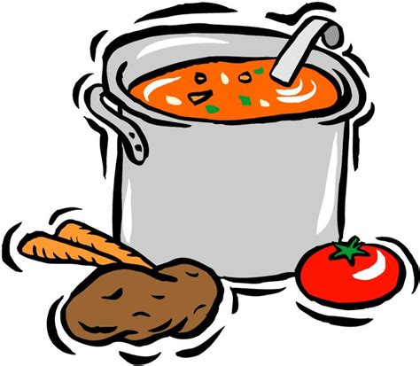 8 best images about Soup clipart on Pinterest   Soup