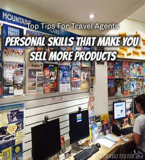 top tips for travel agents personal skills that make you