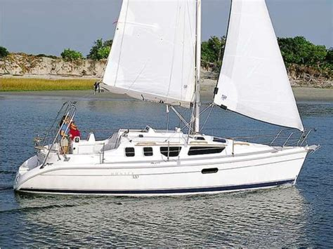sailboats new jersey 2000 hunter 320 sailboat for sale in new jersey