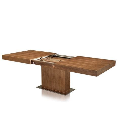 extendable dining table with bench best extendable dining table artenzo