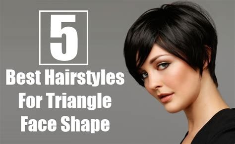 hairstyles for triangular shape best hairstyle triangular face shape hairstyle gallery