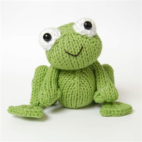 Pdf Knitting Pattern For Frog Prince Folksy