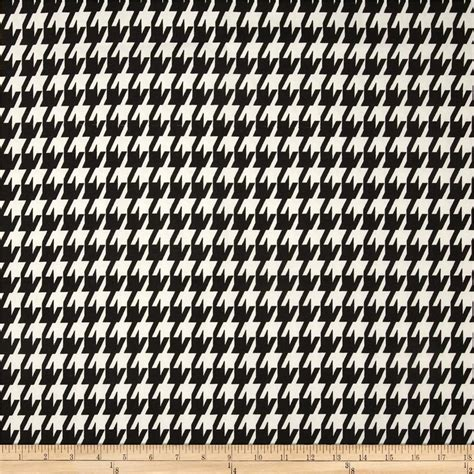 large houndstooth upholstery fabric fabric yardage black large houndstooth fabric premier prints