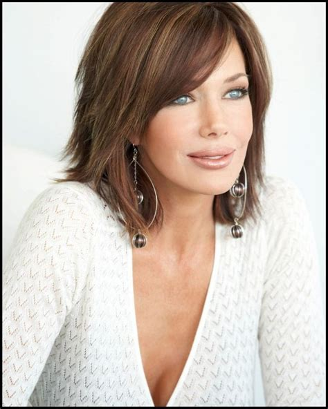 Hunter Tylo Haircut 1   Hair & Beauty   Pinterest   Haircuts, Hair style and Hair cuts