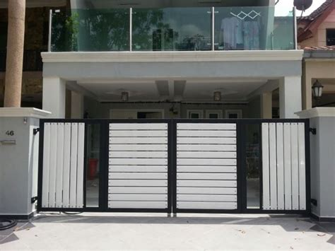 home gate design 2016 stainless steel automatic gate auto main gate design
