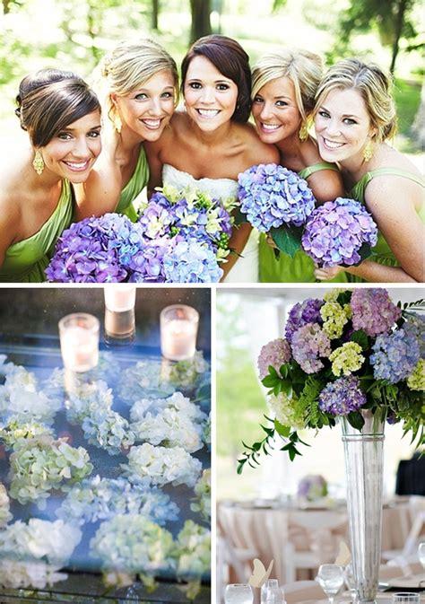 Wedding Flowers Hydrangea by Hydrangea Wedding Flowers
