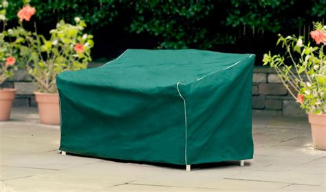 Hunter Green Settee (Sofa) Cover   Southern Hospitality