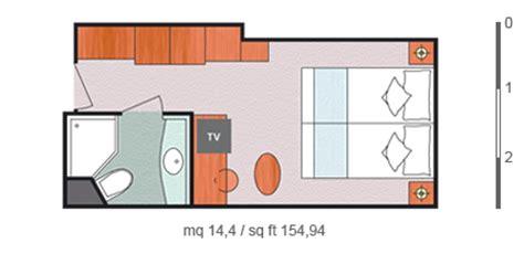 costa crociere cabine premium scheda nave costa deliziosa con una lunghezza di 294m puo
