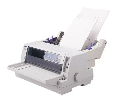 Printer Epson Lq 680 Pro epson lq 680pro dot matrix printer