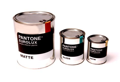 designer paint pantone paint packaging design
