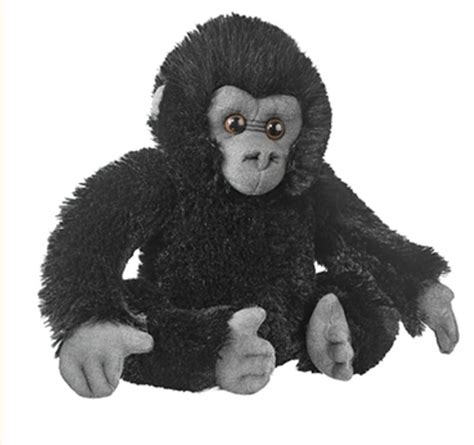 10 quot cc baby gorilla plush stuffed animal toy new ebay