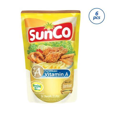 Minyak Goreng Sunco 1 Liter kejutan promo harga minyak goreng sunco 1 2 liter mataharimall