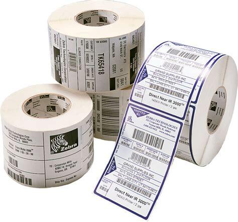 Zebra Etiketten by Zebra Z Perform 1000d Label The Barcode Experts Low