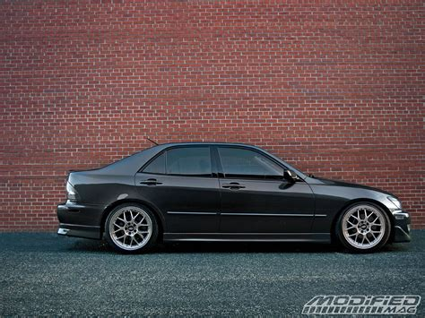 modified lexus is300 2004 lexus is300 turbo modified magazine