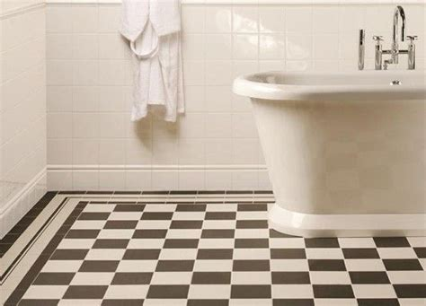 victorian bathroom floor octagon tile black white floor pattern tile inspiration