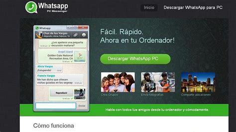 Imagenes Whatsapp Ordenador   whatsapp 6 estafas a las que debes prestar atenci 243 n