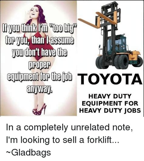 Heavy Equipment Memes - funny memes and toyota memes of 2016 on sizzle