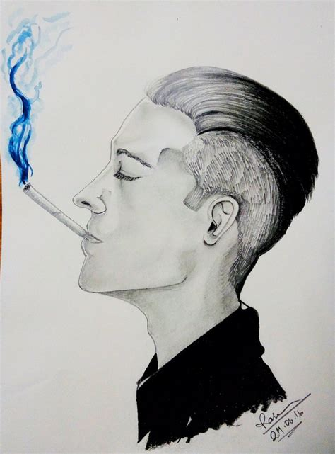 Drawing G by G Eazy By Raindrops3145 On Deviantart