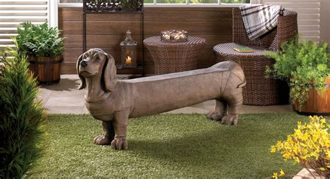 dachshund home decor dachshund doggy bench wholesale at koehler home decor