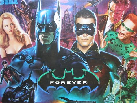 Batman Forever batman forever pinsound