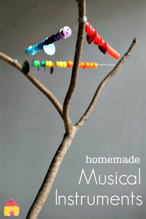 Handmade Musical Instrument - rainbow theme archives nurturestore