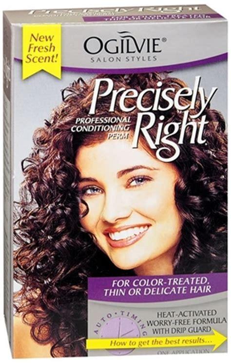 can you perm color treated hair ebay