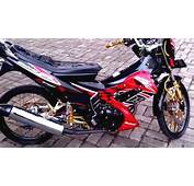 Gambar Modifikasi Suzuki Satria Fu Foto Motor