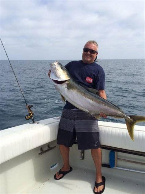 T Shirt Fish Fth world record yellowtail on penn fathom fth12 saltwater