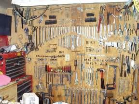 Tool Board Garage by Dan S Motorcycle Quot Tools Quot