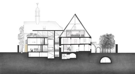 cross section architecture 18 best schools images on pinterest architecture collage