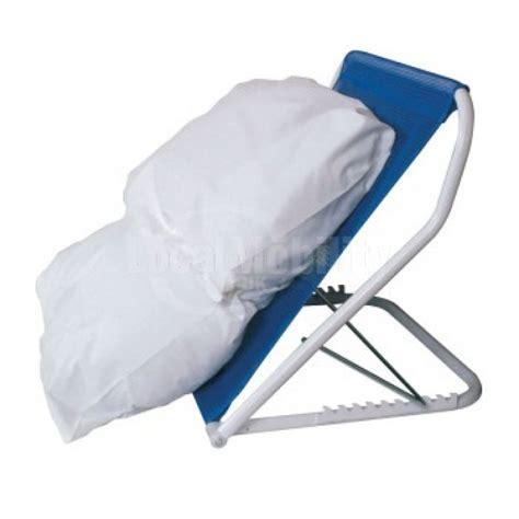 back support for bed homecraft adjustable back rest local mobility
