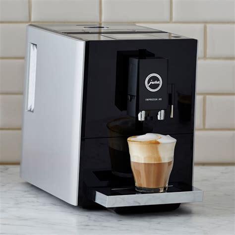 Coffee Maker Miyako Cm 127 jura impressa a9 coffee center espresso maker williams sonoma