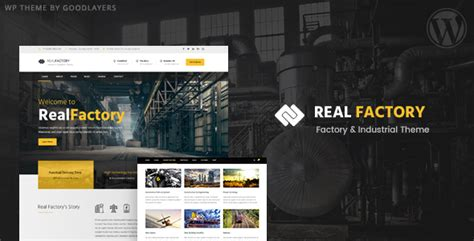 themeforest industrial real factory v1 0 2 factory industrial construction