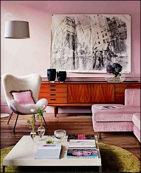 vintage living room decorating ideas interior design trends 2017 retro living room