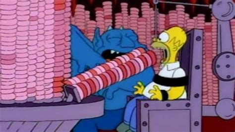 Use The Simpons Doughnut Maker To Cure Those Homer Like Cravings by Why Homer S Pink Doughnut Is The Ring To Rule Them