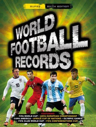 libro world football records 2015 reviews for world football records 2015 edition scholastic kids club