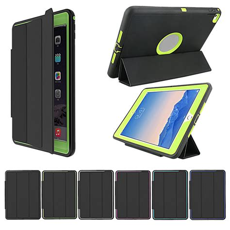 Mini Air 2 for 2 3 4 mini air 2 shockproof heavy duty smart cover stand ebay