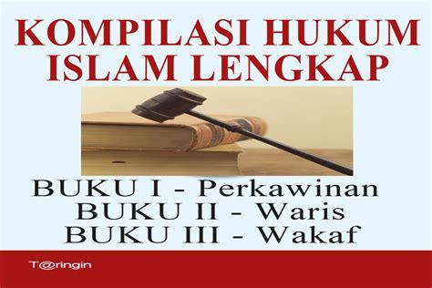 Forensik Cetakan Ketiga Buku Hukum kompilasi hukum islam khi 1mobile