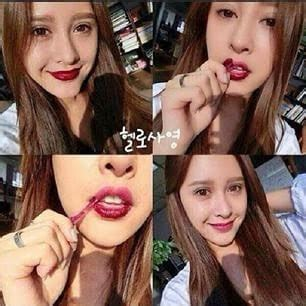 lips tattoo monomola malaysia cik bebeq beauty shop monomola lip tattoo monomola wow