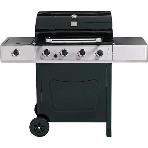 Sears Dining Room Furniture kenmore 464220110 4 burner gas grill black sears