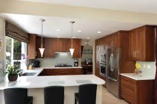 u shaped kitchen with island 10 x 10 u shaped kitchen designs mybktouch