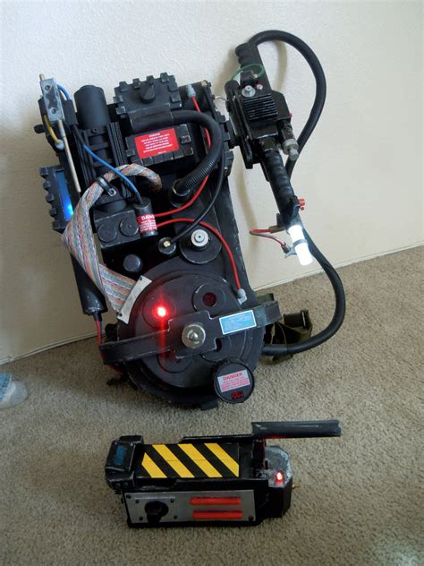 ghostbusters costume proton pack ghostbuster proton pack