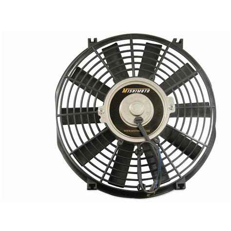 mishimoto slim electric fan 12 mishimoto slim electric fan