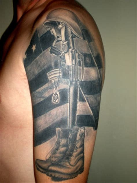 tattoo gallery military military tattoos