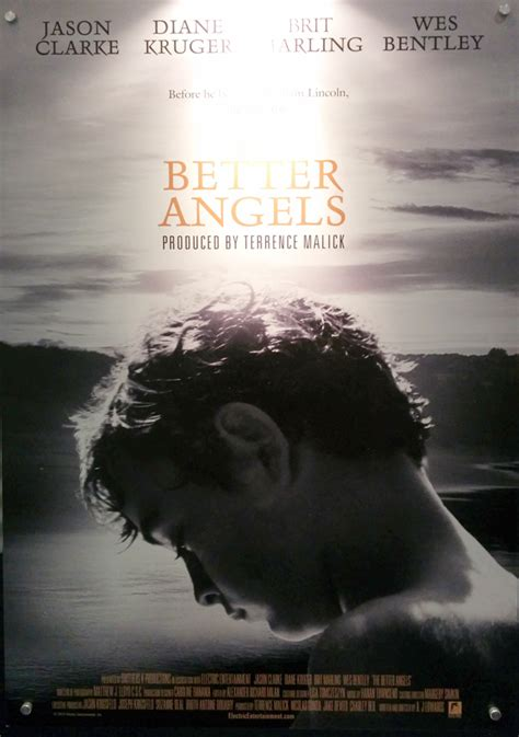the better angels of new posters for terrence malick produced the better angels fassbender cotillard s macbeth