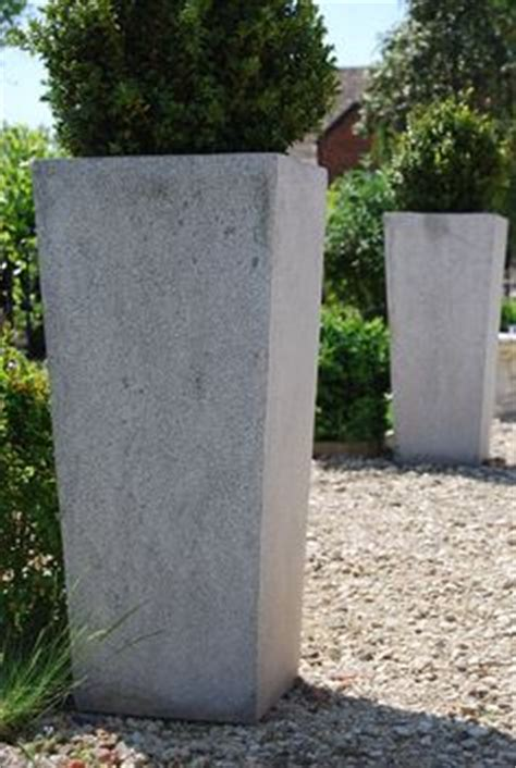Polished Concrete Planters by 1000 Images About Garden Containers Planters Hangers