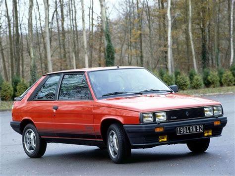 renault 9 11 turbo classic car review honest