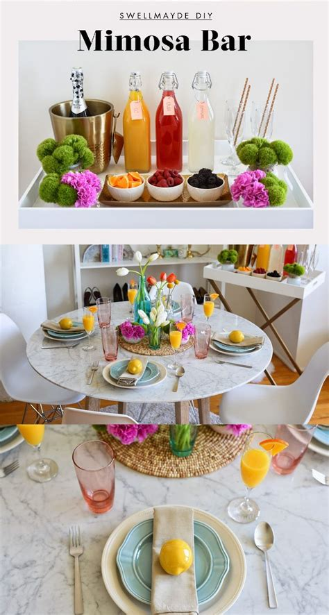 brunch table settings 25 best ideas about brunch table setting on